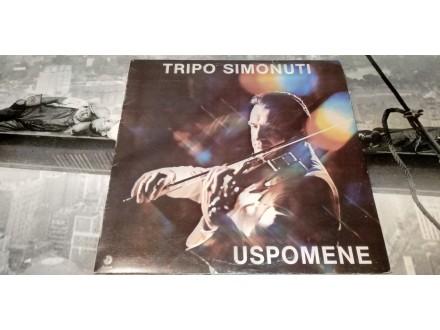 Tripo Simonuti-Uspomene