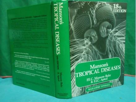 Tropical Diseases  Patrick Manson:Tropske bolesti