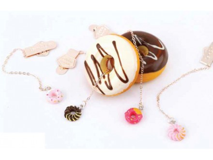 Tropical Donut Bookmarker 41341