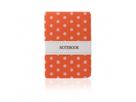 Tropical Notebook Orange 25971