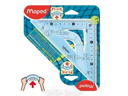 Trougao Maped Flex 45 - 21cm Art. 244421
