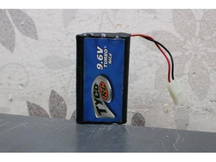 Tyco 9.6V Turbo Nicd Baterija za autice