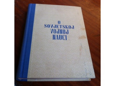 U sovjetskoj vojnoj nauci