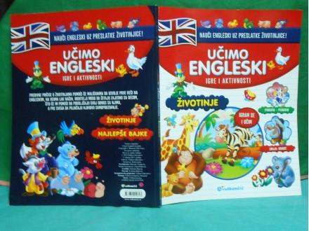 UČIMO ENGLESKI: ŽIVOTINJE,igre i aktivnosti