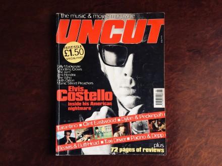 UNCUT Magazine - June 1997 Prvi Broj