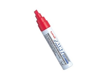 UNI marker PX-30 -crveni