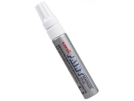 UNI marker PX-30 - srebrni