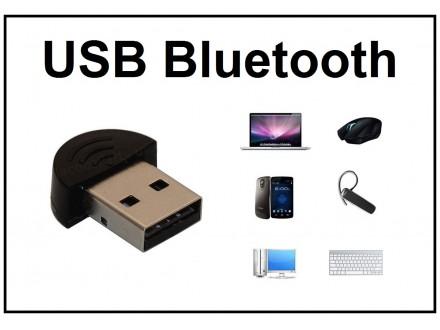 USB Bluetooth - bezicna komunikacija v2.0