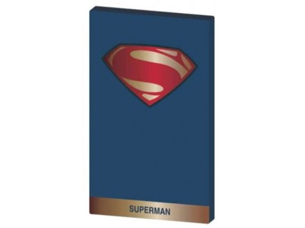 USB Punjač DC Movie Superman