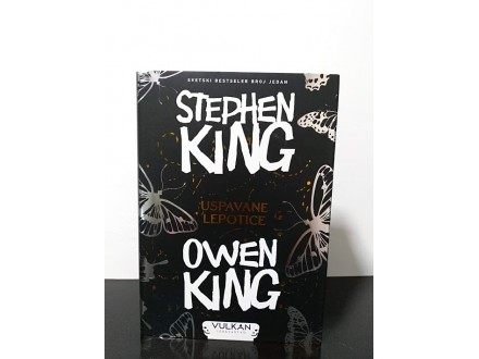 USPAVANE LEPOTICE, Stephen King NOVO