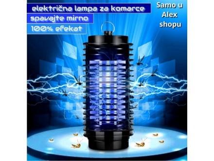 UV Električna Lampa za komarce-Ubica Svih Insekata