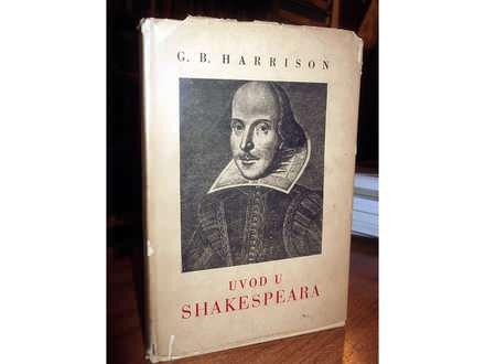 UVOD U SHAKESPEARA - G. B. Harrison