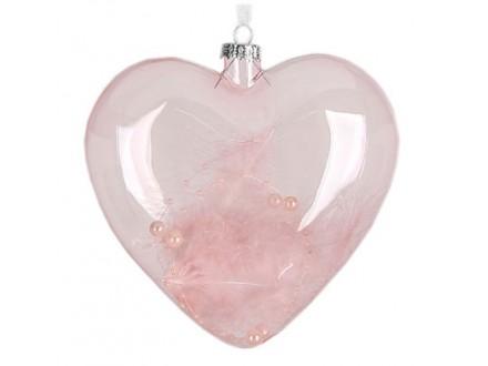 Ukras - Rose Heart hanger