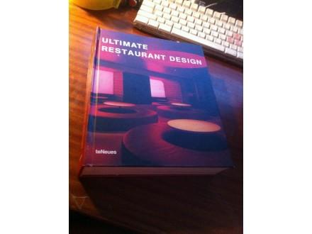 Ultimate Restaurant Design teNeues