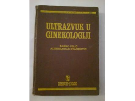 Ultrazvuk u ginekologiji - Pilić Stanković