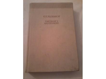 Umetnost i književnost - G. V. Plehanov
