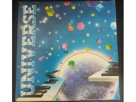 Universe – Universe LP (Helidon,1989)