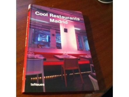 Unutrašnja dekoracija Cool Restaurants Madrid