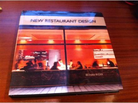 Unutrašnja dekoracija - New Restaurant Design