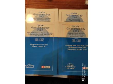 Update Gastroenterology 2002 - 2005