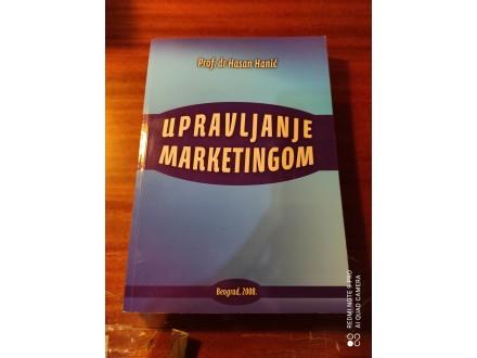 Upravljanje marketingom Hasan Hanić