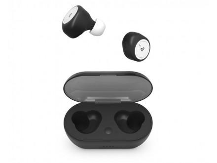 Urban 1 True Wireless crne bubice sa mikrofonom