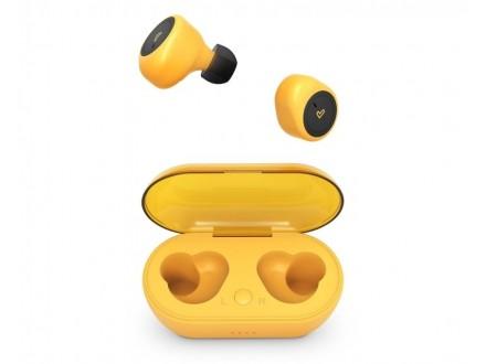 Urban 1 True Wireless žute bubice sa mikrofonom