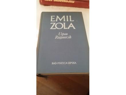 Uspon rugonovih - Emil Zola