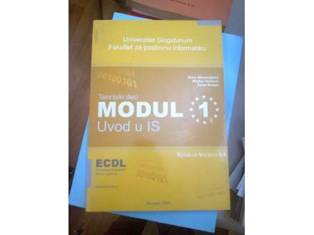 Uvod u IS modul 1