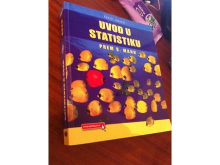 Uvod u statistiku Prem S . Mann
