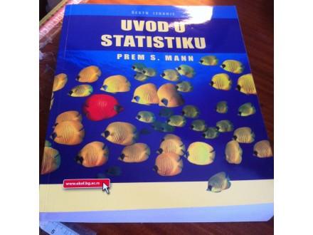Uvod u statistiku sa tablicama Mann