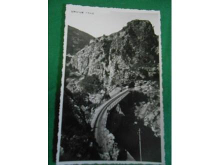 Užice grad Tvrđava cb.foto razglednica 1936.g
