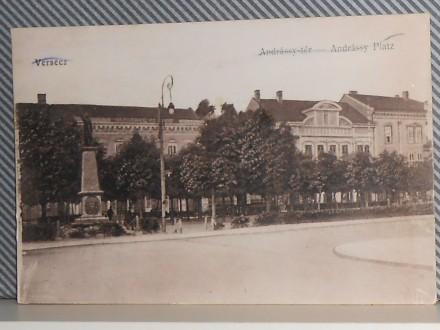 V R Š A C -ANDRAŠI  PLAC 1920/30  (VI-17)