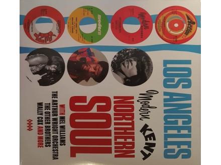 VARIOUS - LOS ANGELES MODERN &; KENT NORTHERN SOUL - LP