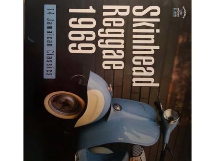 VARIOUS REGGAE - SKINHEAD REGGAE 1969 - LP