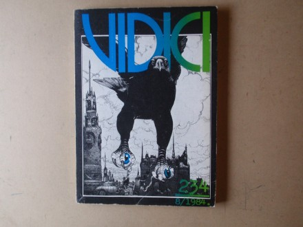 VIDICI 234 / 1984 -  ČASOPIS