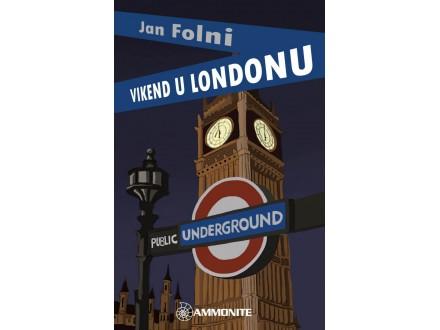 VIKEND U LONDONU, Jan Folni