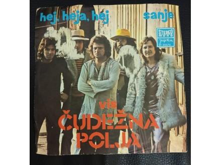 VIS Čudežna Polja – Sanje Single (Jugoton,1974)