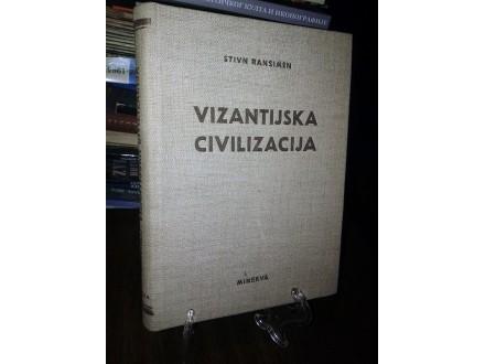 VIZANTIJSKA CIVILIZACIJA - Stivn Ransimen