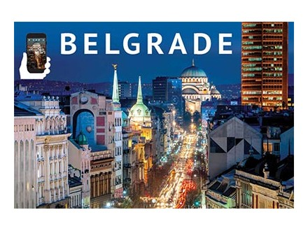 VODIČ: BEOGRAD / BELGRADE - ENGLESKI - Dragomir Acović