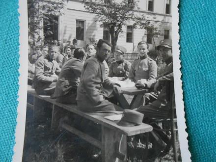 VOJSKA-KRALJEVINA-U KASARNI-1930/40.-/XVII-17/