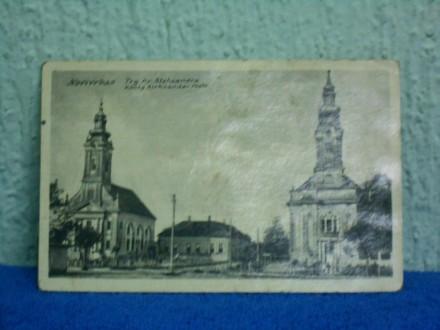 VRBAS-TRG KRALJA ALEKSANDRA -1939  ( I-10 )