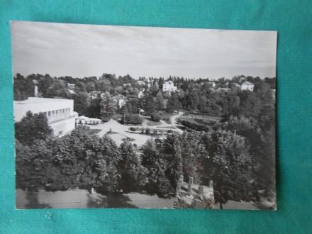 VRNJAČKA BANJA-POGLED NA BANJU I PARK-/XXI-124/