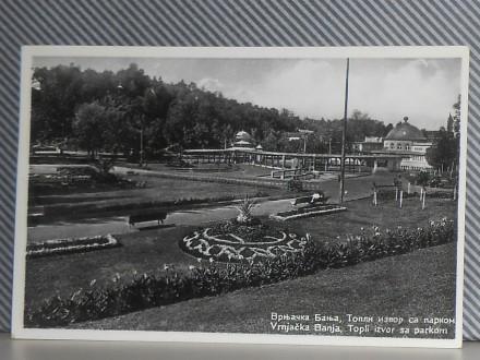 VRNJAČKA BANJA - TOPLI IZVOR-PARK-1920/30 (I-56)