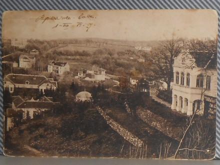 VRNJAČKA BANJA-panorama-1910/20  (I-62)