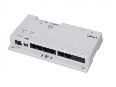 VTNS1060A PoE switch za interfonske siteme