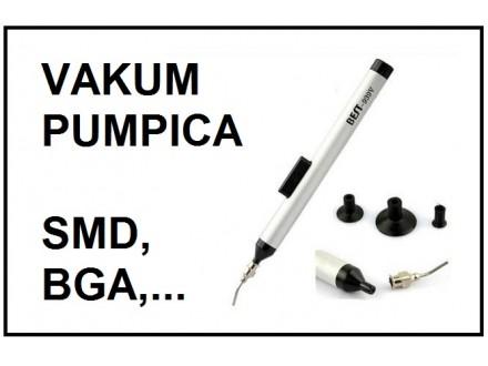 Vakum pumpica za podizanje SMD i BGA komponenti
