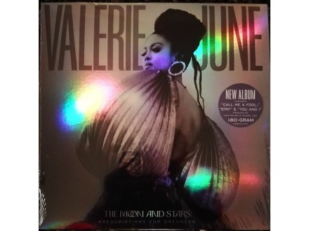 Valerie June – The Moon And Stars: Prescriptions For D