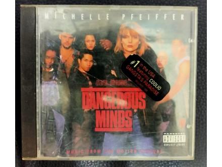Various – Dangerous Minds CD (MCA,1995)