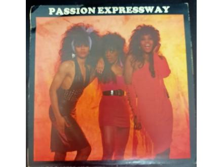 Various – Passion Expressway LP (Jugodisk,1987)